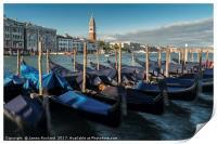 Venice, Print