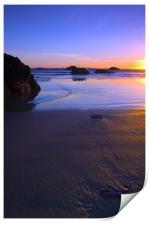 Beached , Print