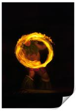 Ring of Fire, Print