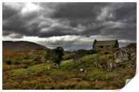 Connemara autumn, Print