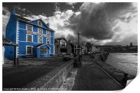 The Harbourmaster Hotel, Print