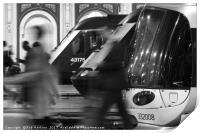 Paddington Rush , Print