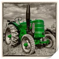 Green Marshall , Print