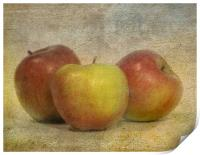 Apples, Print
