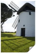 Tacumshane windmill, Print