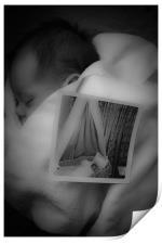 Baby dream, Print