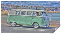 VW By The Sea, Print