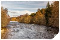 River Dee, Print