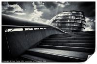 London City Hall, Print