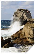 Pulpit Rock, Print