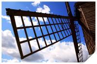 Windmill sail, Print
