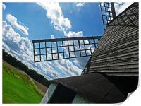 Windmill Sails, Print