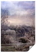 Wonderful Winterland, Print