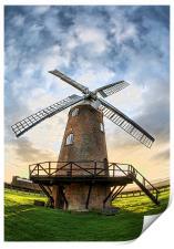 Wilton Windmill, Print
