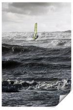 windsurfer, Print