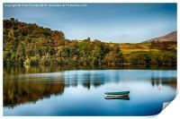 Loch Awe Reflections, Print