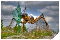 Alien Ant, Print