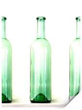 3 green bottles, Print