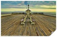 Penarth Pier, Print