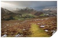 Martindale A Cumbrian Splendor, Print