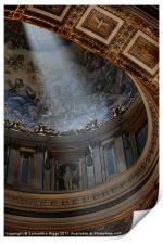 The Light in St Peter's, Print