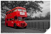 Lewisham Play Bus, Print