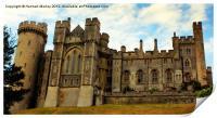 Arundel Castle, Print