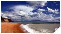 Coastal Sky, Print