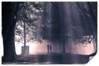 Into the Light 2, Print