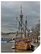 Safe harbour for Matthew, Print