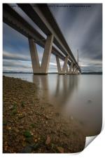 Queensferry Crossing, Print