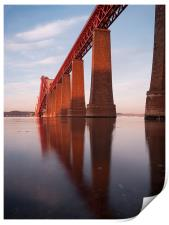 Forth Rail Bridge, Print