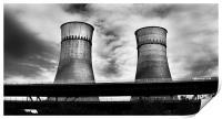 Tinsley Towers, Print