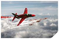 2014 Red Arrows, Print
