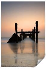 Happisburgh-sunrise, Print