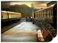 All Aboard!, Print