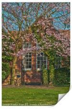 Old School house, Print