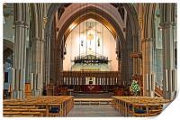 Blackburn Cathedral, Print