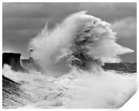 Porthcawl Lighthouse, Print