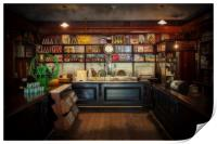 The General Store, Print