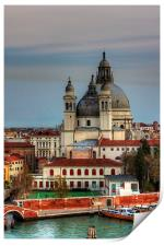 Domes and Cupolas, Print