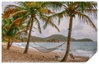 Beach Heaven, Print