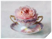 Rose, Print