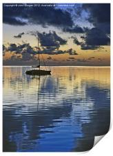 Dawn., Print
