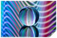Crystal Ball 6, Print