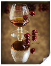 Cherry Brandy, Print