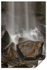 Rocks n Water., Print