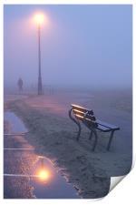 Light & Mist, Print
