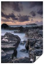 The Lighthouse Waters, Print