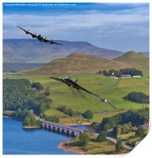 Avro Thunder, Print